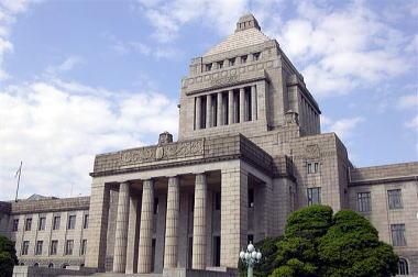 建物として見る国会議事堂